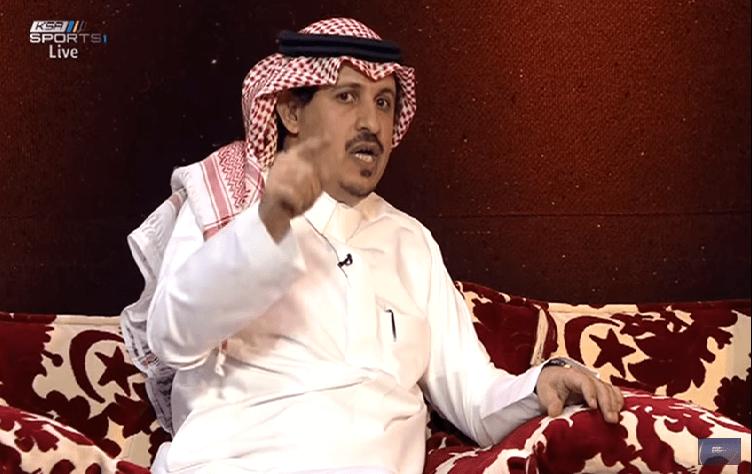 بالفيديو.. علي الزهراني: أقول لعمر السومة اسكت حتى نهاية الموسم
