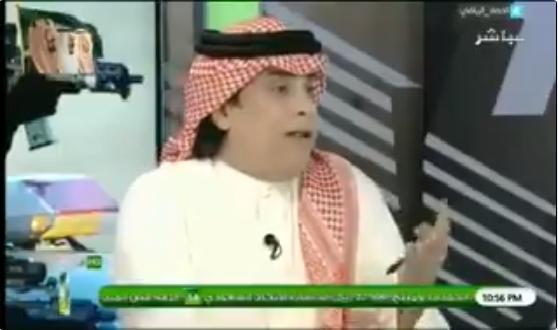 بالفيديو.. خالد الشعلان : يجب أن يمزق عقد هذا اللاعب لأن وجوده في نادي النصر عبث!