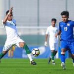 منتخب الشباب يتغلب على تايلاند في افتتاح بطولة دبي الدولية الودية