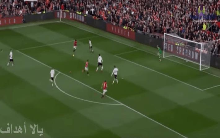 بالفيديو.. ثنائية راشفورد تقود يونايتد للفوز على ليفربول بالدوري الإنجليزي