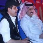 شاهد.. هنيدي يتعادل مع تركي آل الشيخ في افتتاح بطولة دورة الألعاب الإلكترونية