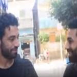 بالفيديو.. شاهد ماذا فعل محمد صلاح عندما التقى بشبيهه!