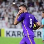 نادي العين الإماراتي يُعلن عن أفضل لاعب في مباراته مع الهلال