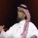 """بالفيديو.. """"الدوسري"""" رد """"الجابر"""" في ذكاء لأنه ينظر إلى المستقبل ويصف رد """"آل سويلم"""" بهذا الوصف"""
