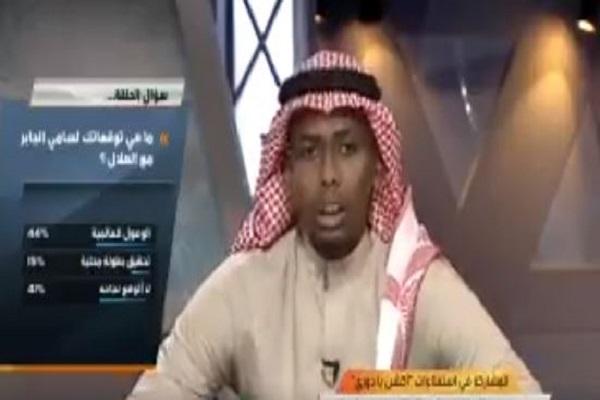 """بالفيديو.. """"المنتشري"""": الهلال حقق الآسيوية ولم يشارك بالبطولة العالمية وهذا ما يميز الجمهور الهلالي عن الاتحادي!"""