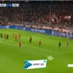 بالفيديو.. مارسيلو يسجل هدف التعادل لـريال مدريد في شباك بايرن ميونخ