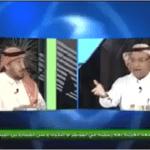 """بالفيديو.. الجحلان لـ """"سعود الصرامي"""": أنت تتهكم على الهلال والأخير يرد!"""