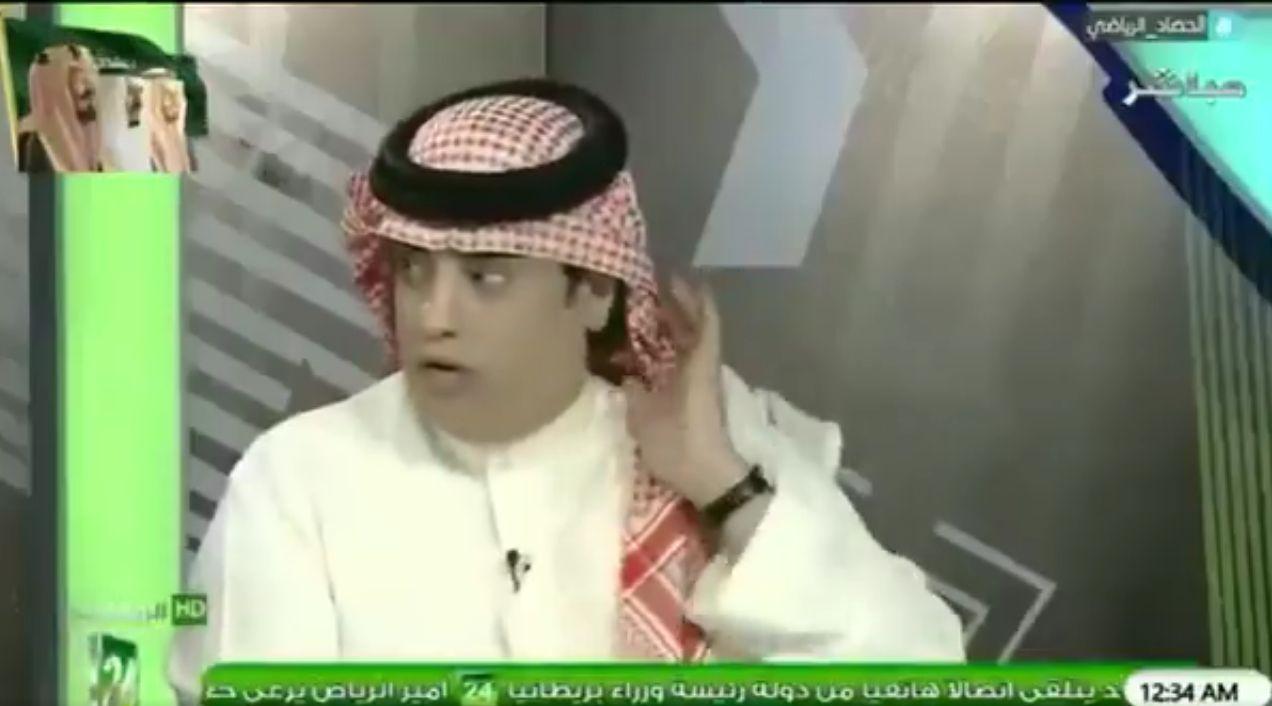 """بالفيديو..خالد الشعلان يكشف عن """"مفاجأة"""" حول عمر السومة!"""