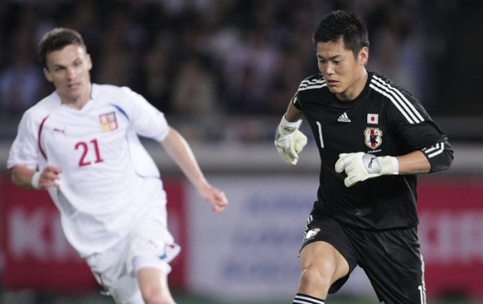 The latest development in the Japanese goalkeeper Kawashima crisis with victory