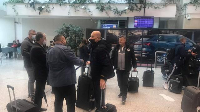 Doček na Aerodromu Sarajevo