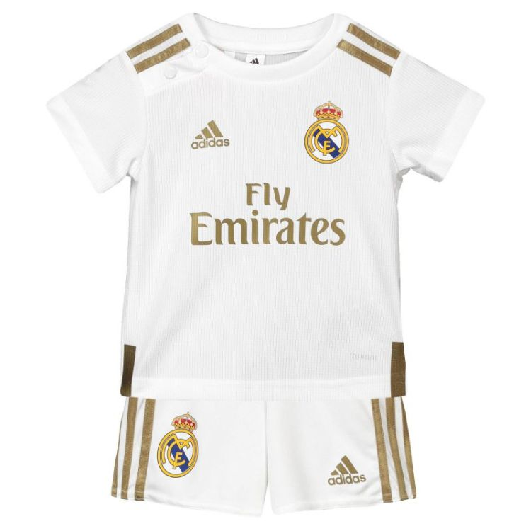 Real Madrid Home Baby Kit 2019 - 20 with Jovic TBC ...