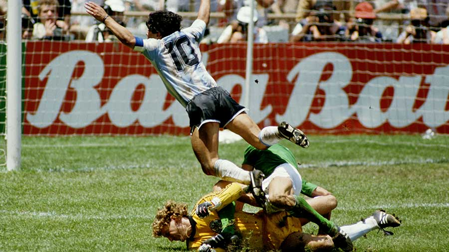 Image result for argentina 1986