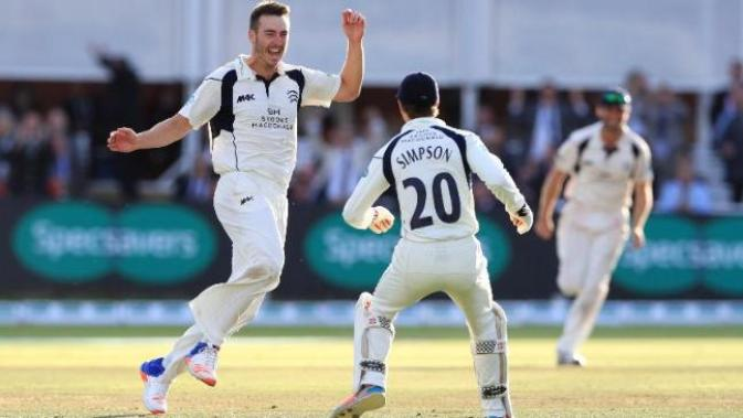 Image result for toby roland jones hat trick