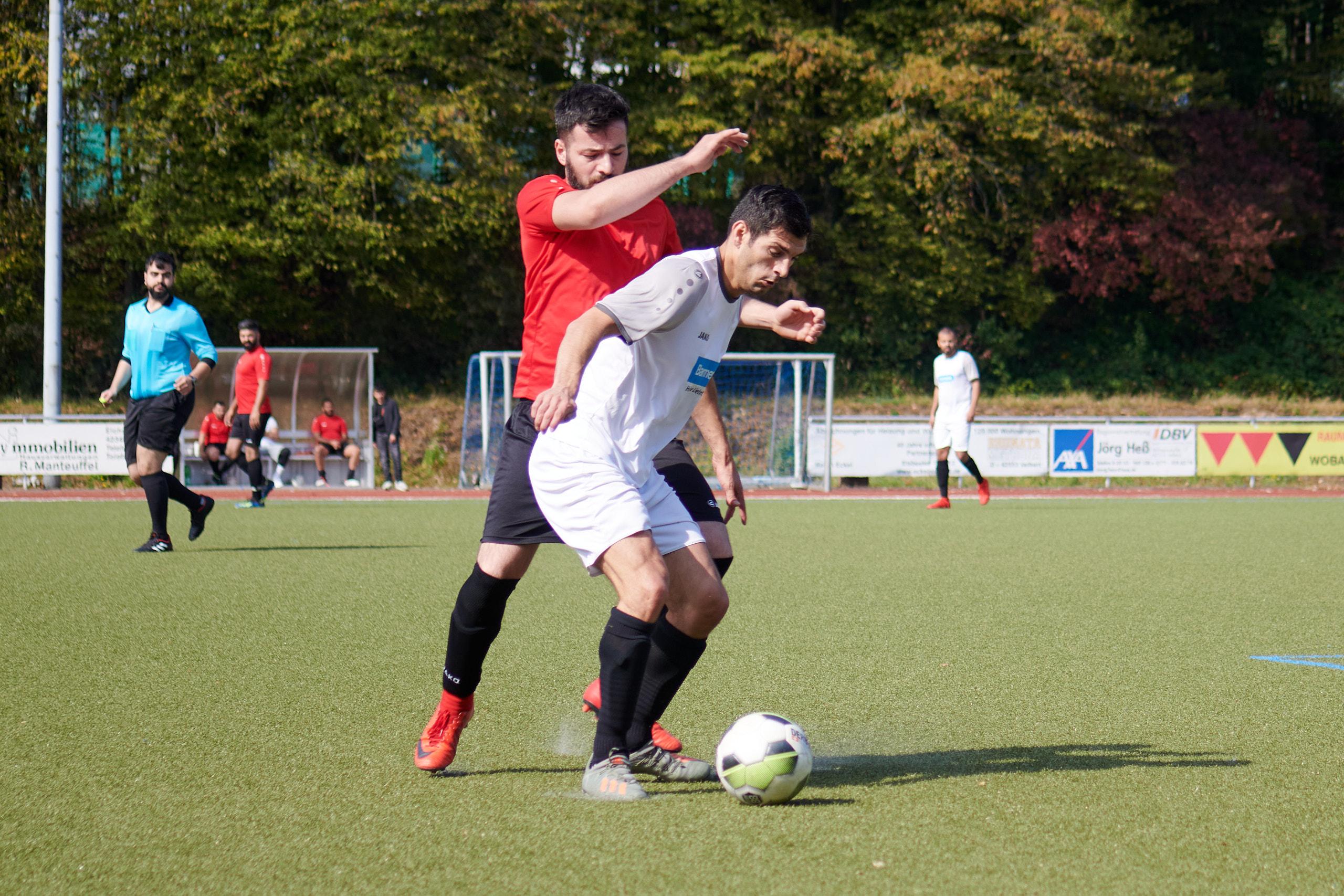 TSV Neviges 4 - SC Victoria Rott 3