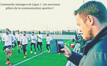 Community managers de Ligue 1