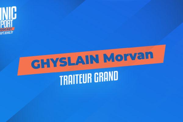 Ghyslain Morvan de traiteur grand