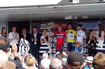 Le podium 2017 du TCM