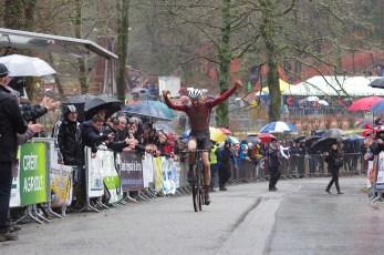 Almenzo Benoist champion espoirs