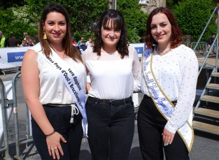 Les charmantes Miss