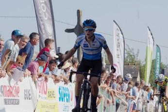 Ronan Callet vainqueur a la Telhaie