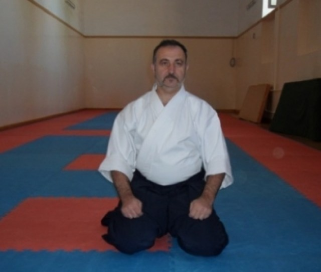 French Famous Kokusai Aikido Master Visits Armenia