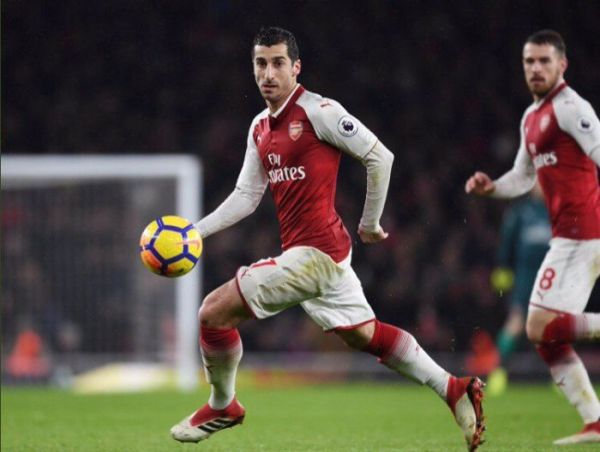 Arsenal vs. Everton: Mkhitaryan Man of the Match | NEWS.am ...