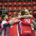 Odbojka: Kragujevački Radnički deklasirao favorizovanu Vojvodinu NS seme (3:0)