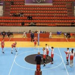 Odbojkaši kragujevačkog Radničkog protiv Vojvodine za plasman u finale Kupa Srbije