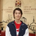 Mladi Kragujevčanin Ognjen Milić prvak Evrope u tenisu