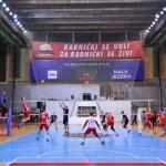 BPŠ Superliga Srbije: Borac iz Starčeva izgubio od Radničkog iz Kragujevca (0:3)