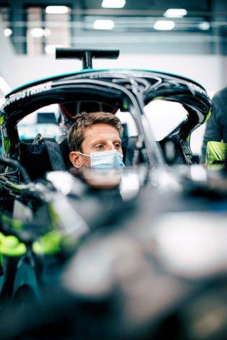 Roman Grožan ponovo u bolidu Formule 1, poslednji krug u karijeri na stazi Pol Rikar