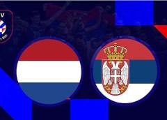 Odbojkaši Srbije sa Holandijom u duelu za polufinale (17.30 RTS1