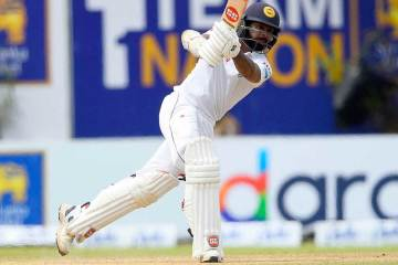 Niroshan Dickwella happy to 'play situation' for Sri Lanka as wait for Test hundred goes on