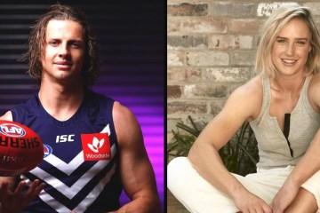 Is Ellyse Perry dating AFL star Nat Fyfe?