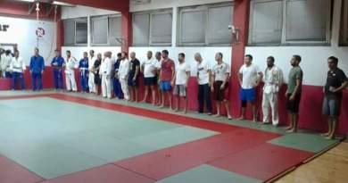 D. Šalina, Jiu Jitsu klub Zadar: Upisujemo nove članove a stariji se već pripremaju za nove izazove