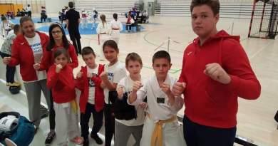 Četiri medalje predstavnika TK Plovanija u Omišu