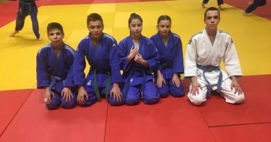 Tri zlata i srebro za Judo klub Zadar na Božićnom turniru u Splitu!