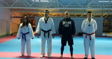 Nove aktivnosti u Taekwondo klubu Plovanija