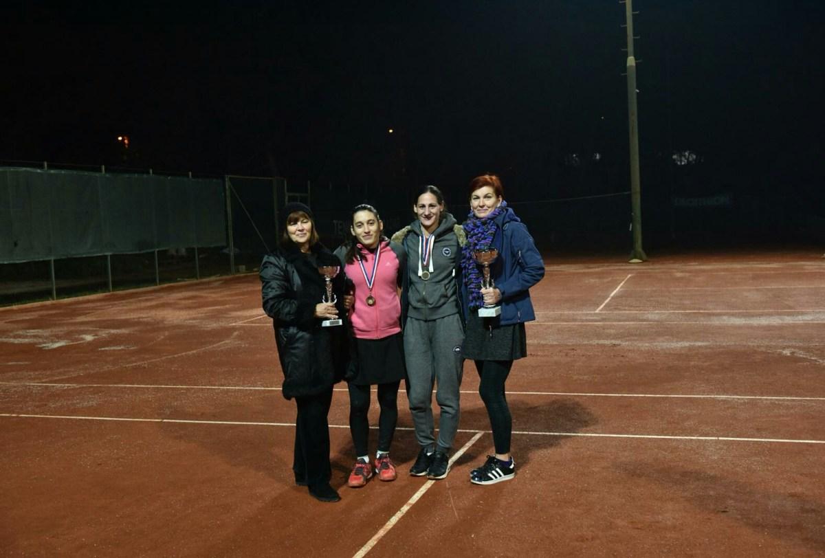 U tijeku su prijave za žensku tenisku ligu rekreativki
