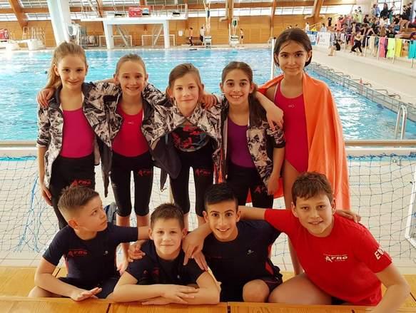 KSV Arno: Ria Longin, trostruka prvakinja Hrvatske