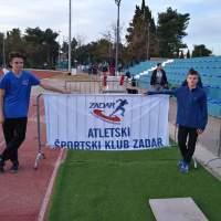 AŠK Zadar osvojio 31 medalju na prvom kolu Dalmatinske lige