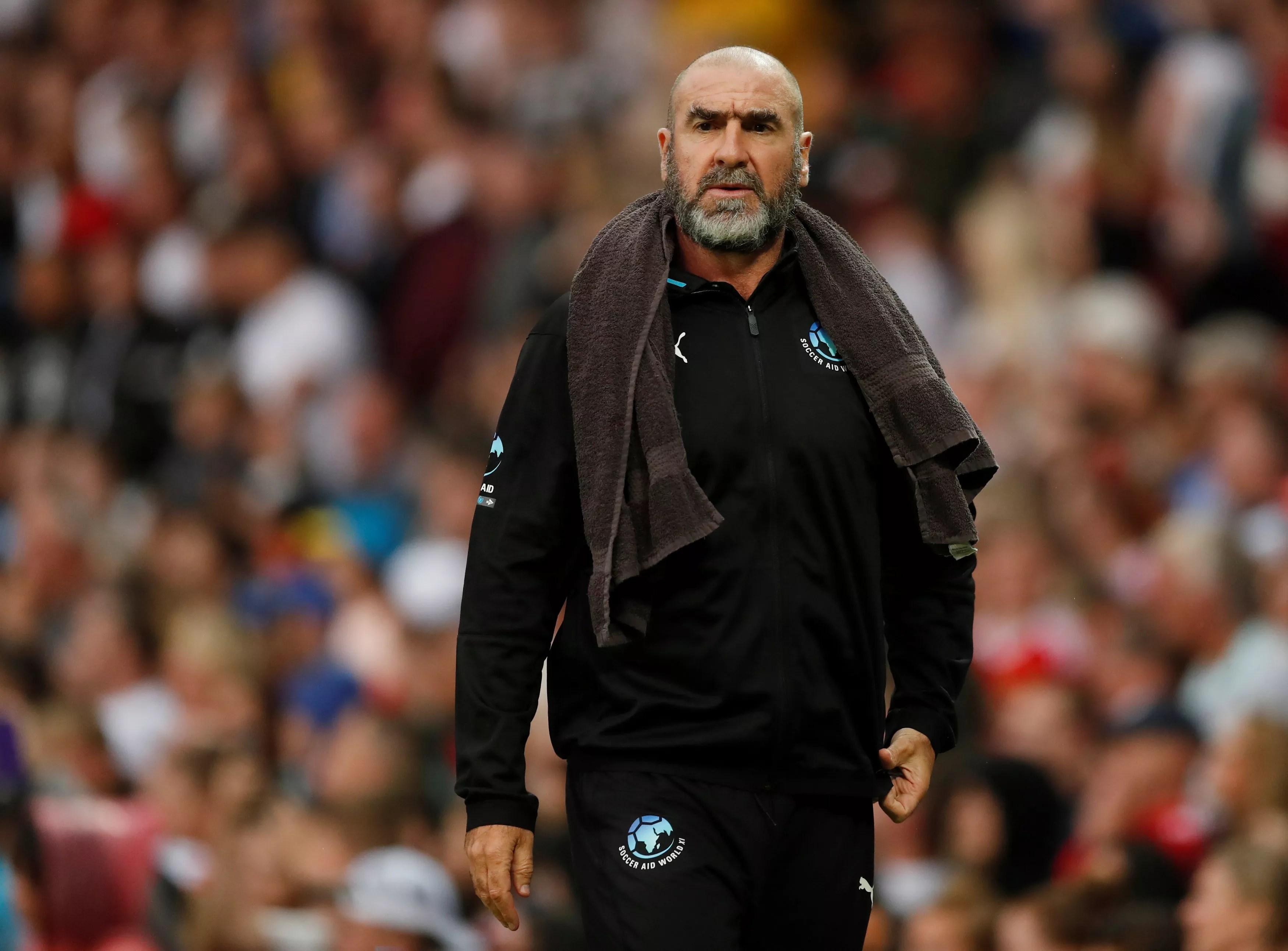 Former man utd forward eric cantona named in premier league hall of fame after fans vote; Cantona «souffre» et accable Mourinho pour la situation à ...