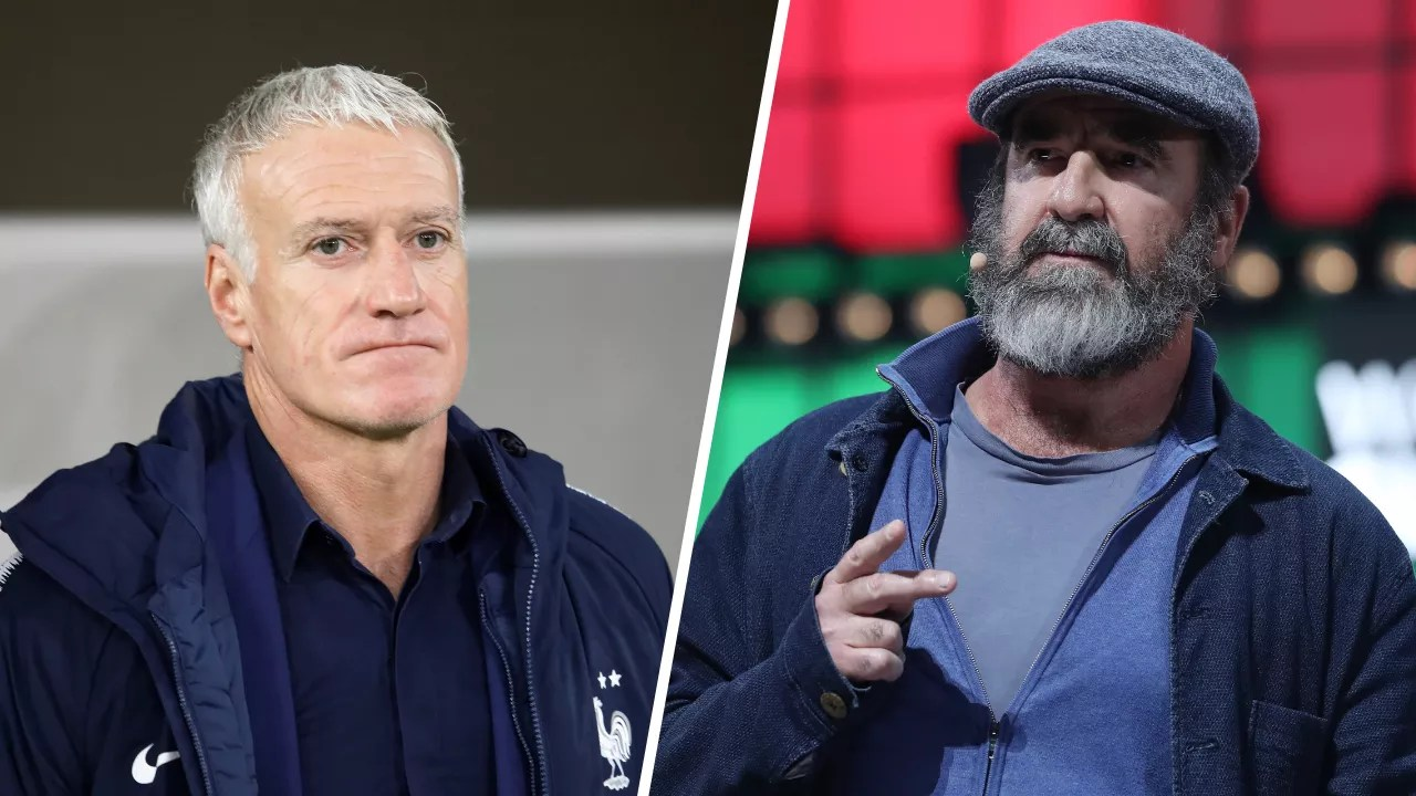The controversial striker has been praised as the one who brought back the trophies to one of the world's most famous soccer clubs. Le procès Deschamps-Cantona renvoyé à 2021 - Scan Sport