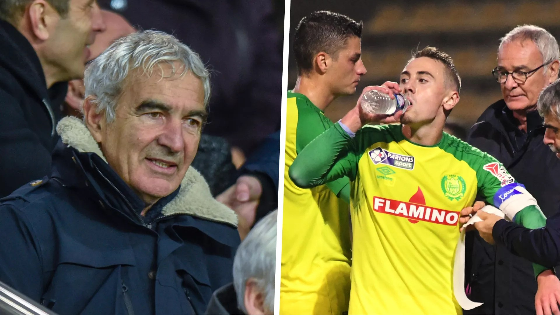 When Fc Nantes Made Fun Of Domenech On Knysna And The Bus Archyde