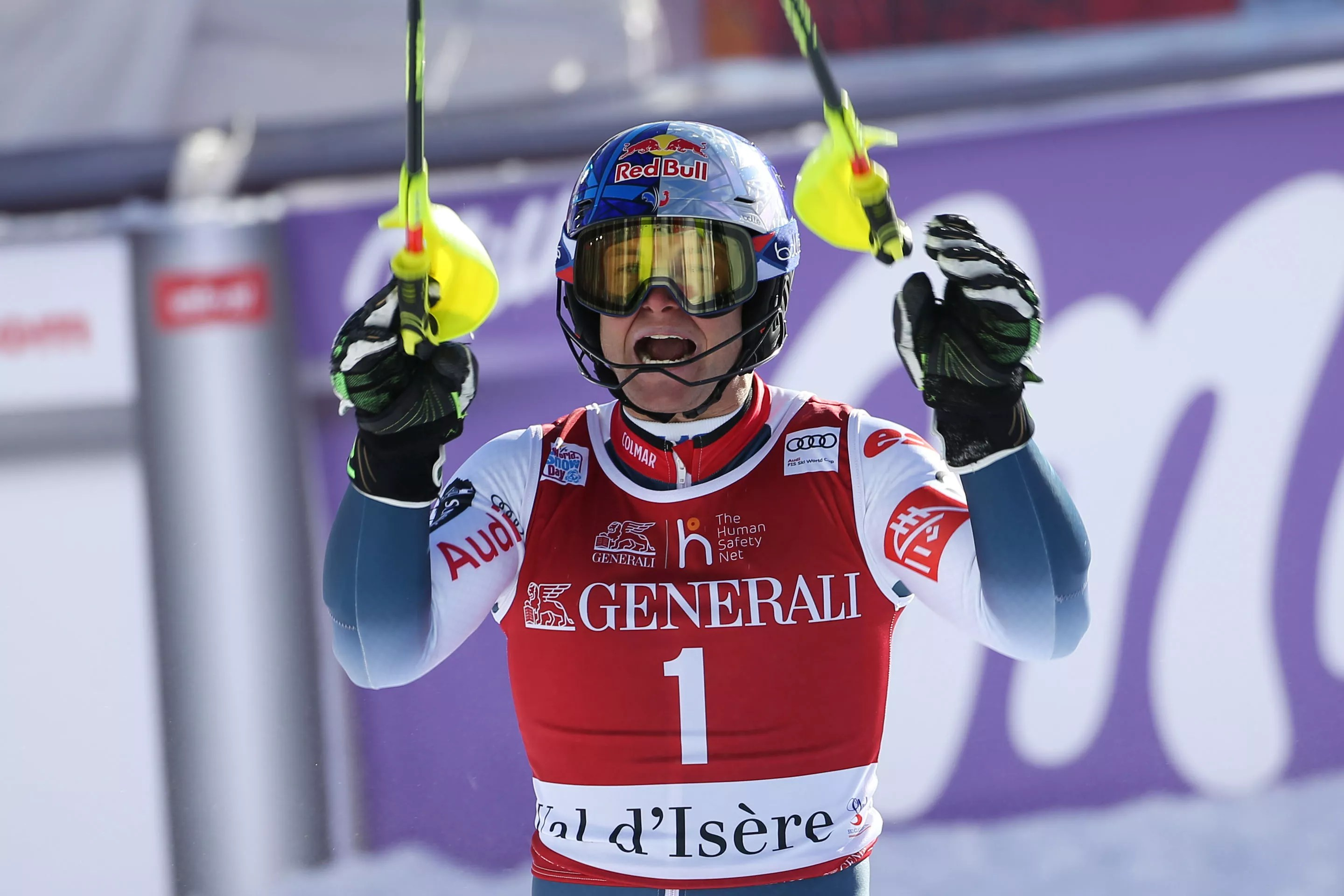 Ski Alexis Pinturault Remains King Of The Combined Archyde