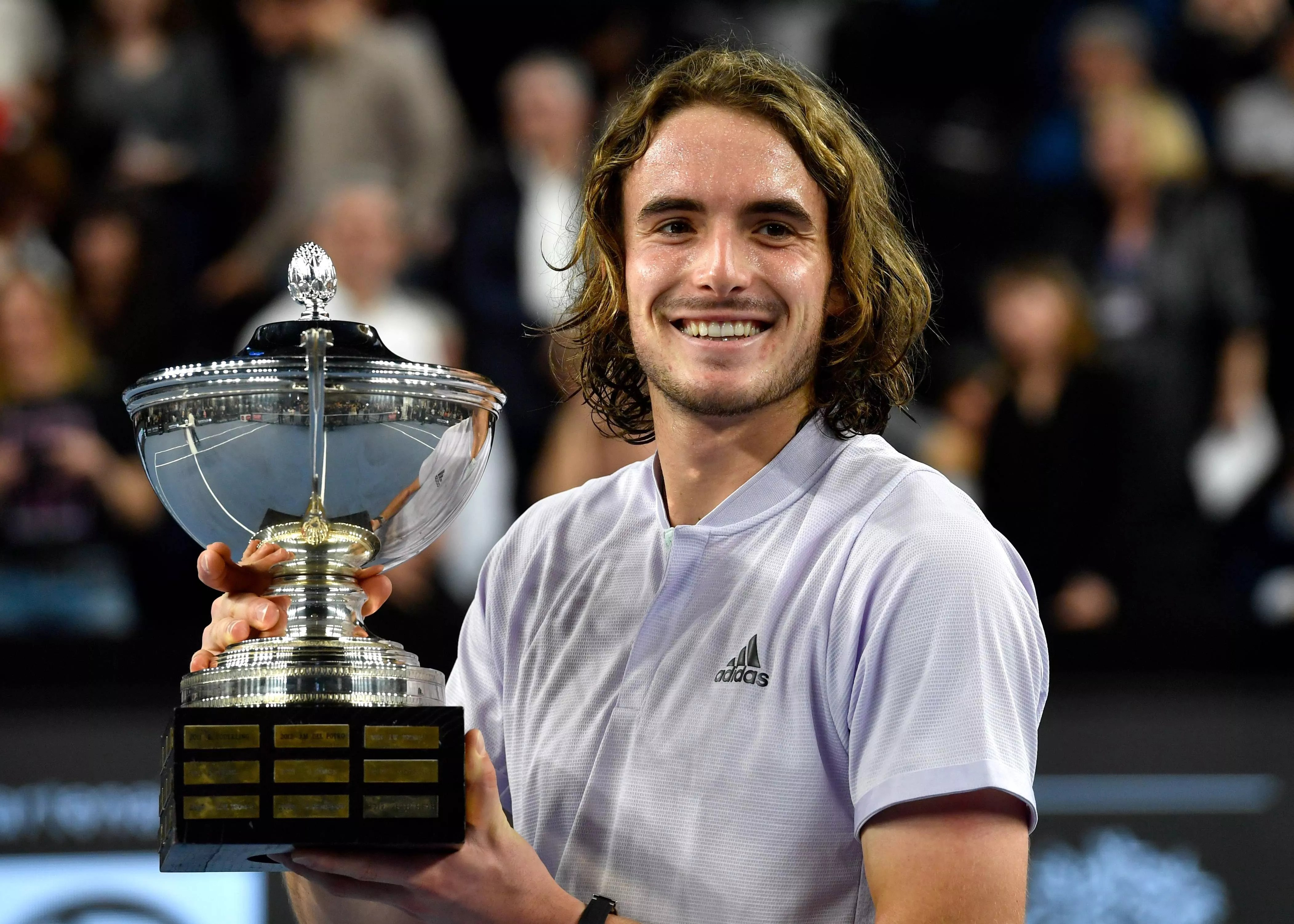 Tsitsipas keeps its crown in Marseille – ATP