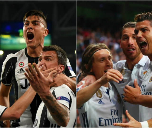 Juventus Vs Real Madrid Champions League Final Predictions Sports Writers Have Their Say Article Sport