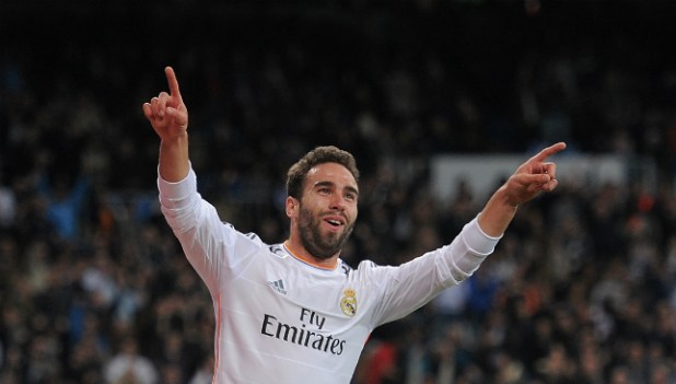 Dani Carvajal signs five-year contract extension with Real Madrid -  Sport360 News