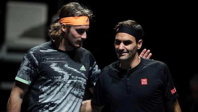 Tennis information: Roger Federer concedes that young guns are starting to catch up with the 'large three' of tennis – Sport360 News