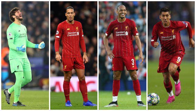 Liverpool possess the best team backbone, beating Man Metropolis, Barcelona, Real Madrid, Juventus and Bayern Munich - Sport360 News